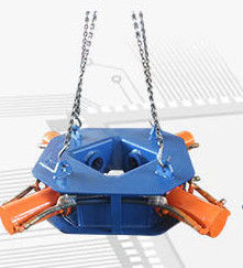 Square Pile Breaker Excavator Attachment Concrete Pile Cutter High Pressure